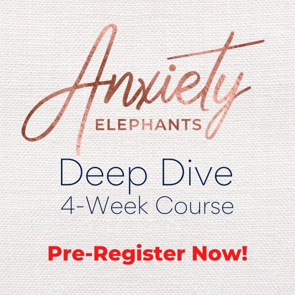 Anxiety Elephants Deep Dive - Course Card Mobile